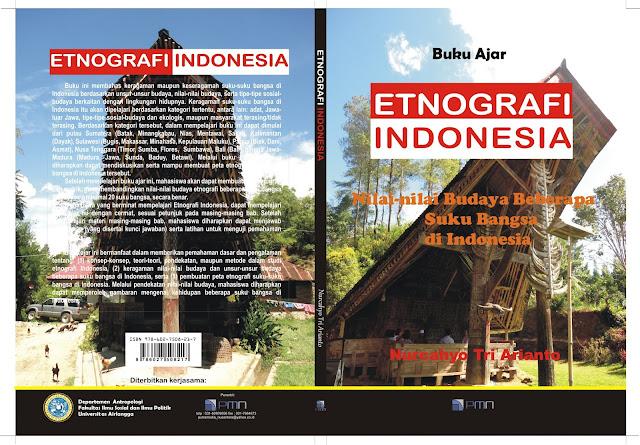 Buku Etnografi Indonesia