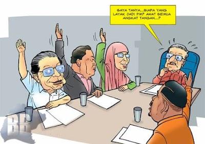 Penjawat Awam Yang Sokong Mahathir Ibarat Sedang Gali Kubur Sendiri