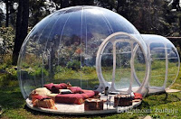 camping bubble tent