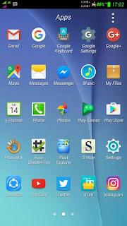 Custom Rom Galaxy S6 untuk Lenovo S660