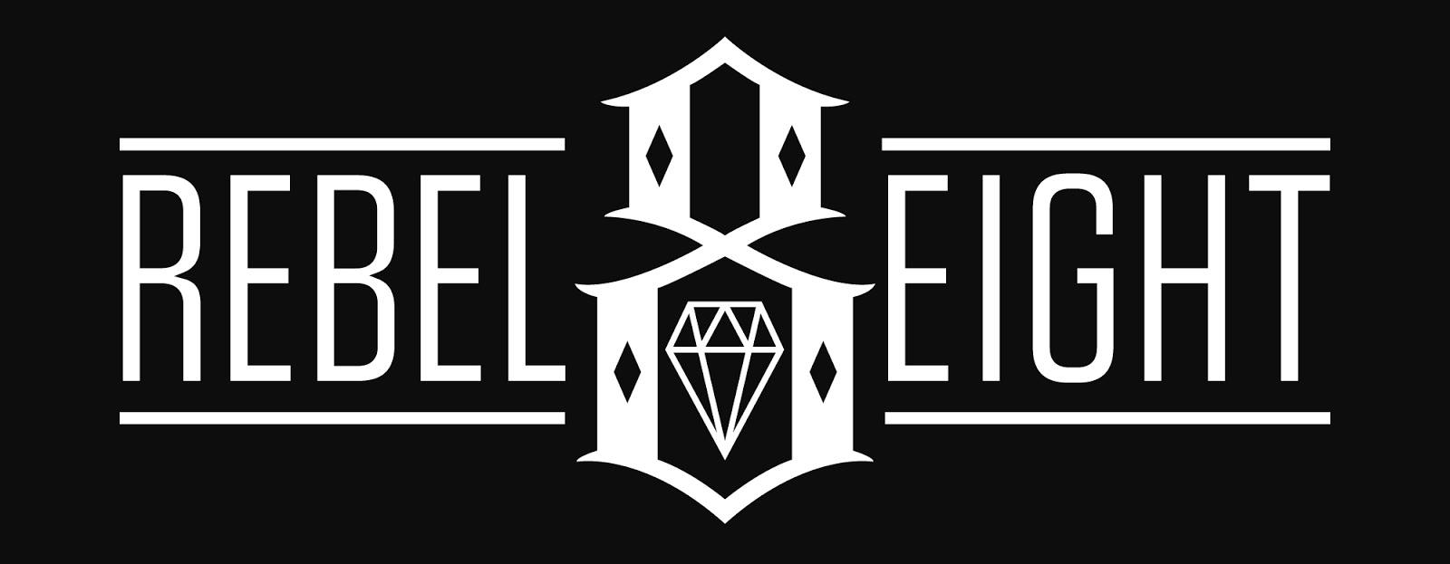 Rebel 8 berbasis di san fransisco amerika serikat yang mengusung tema skateboardgraffiti dan juga seni tato dalam setiap karyanya