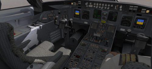 Flight Simulator News Brief: JRollon Canadair CRJ-200 V1 30