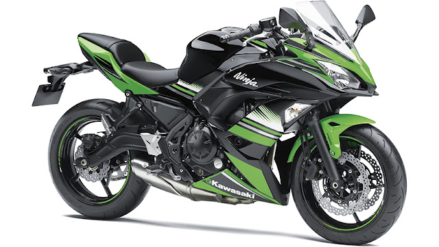 Kawasaki Ninja 650 2017 Kini Di Pasaran Thailand