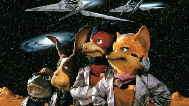 Star Fox 2 images