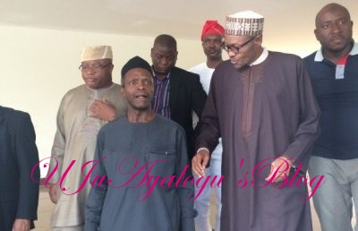 'We Don't Deserve To Be Called 'Your Excellency' – Osinbajo