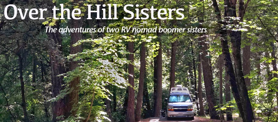 Over the Hill Sisters