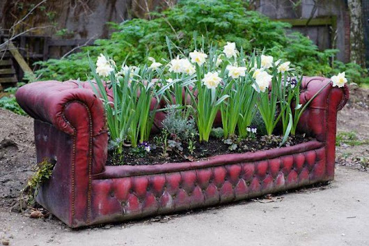 24 Most Creative DIY Planter Ideas