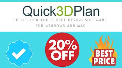 Quick3DPlan Full Download Windows Mac