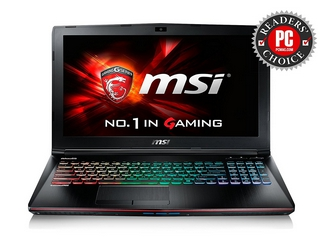 MSI GE62 Apache Pro-239 15-inch Gaming Laptop