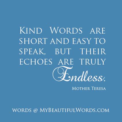 My Beautiful Words.: January 2013