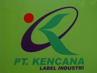 Lowongan Kerja di Kencana Label Industri - Semarang (Marketing Executive & Operator CNC)