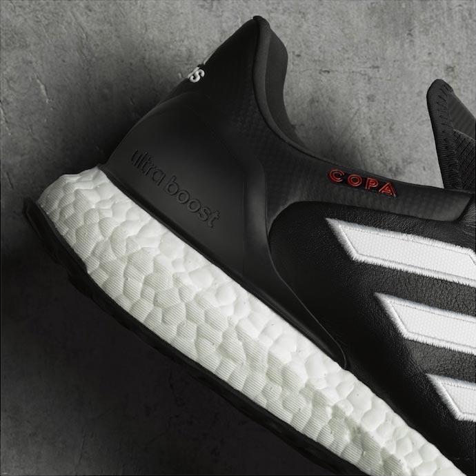 adidas Copa 17.1 Ultra Boost Black White For Sale