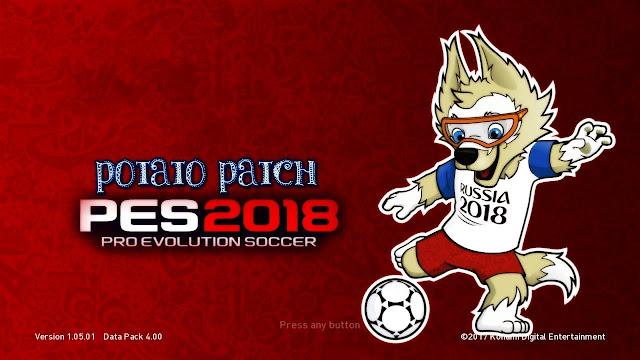 احدث باتشات كأس العالم 2018 لبيس 2018 للبلايسيتشن 3 تحديثات خراافية