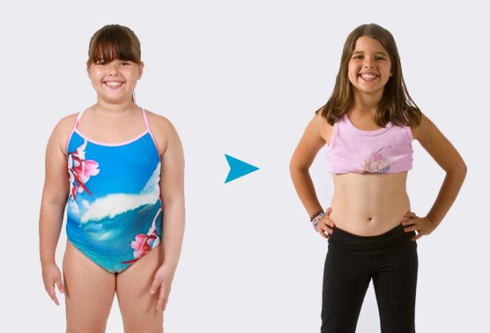 Методы похудения для подростка