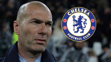 Zinedine Zidane To Chelsea