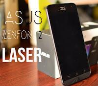 Asus Zenfone 2 Laser ZE500KL harga 1 jutaan