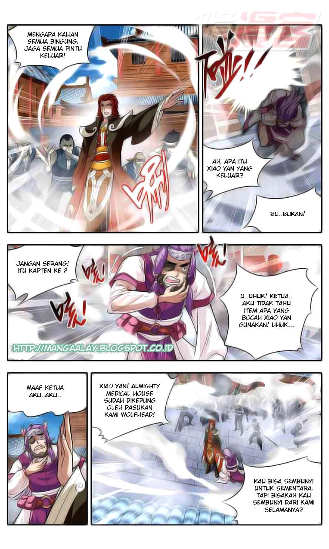 Battle Through the Heavens Chapter 31-37