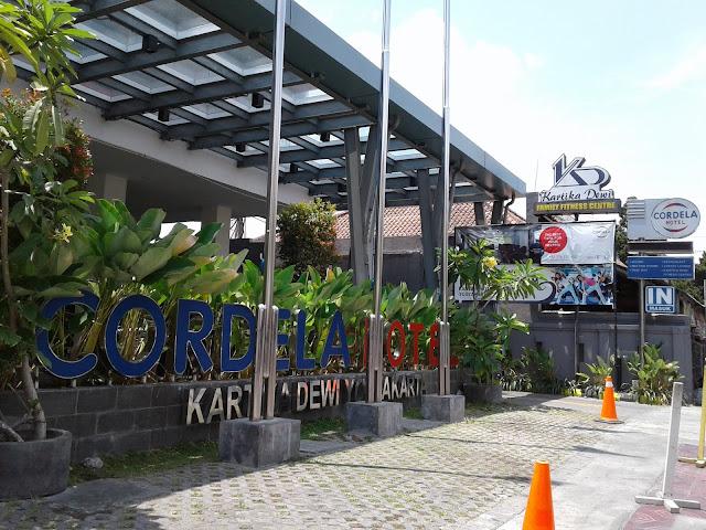 Hotel Cordela Kartika Dewi Yogyakarta