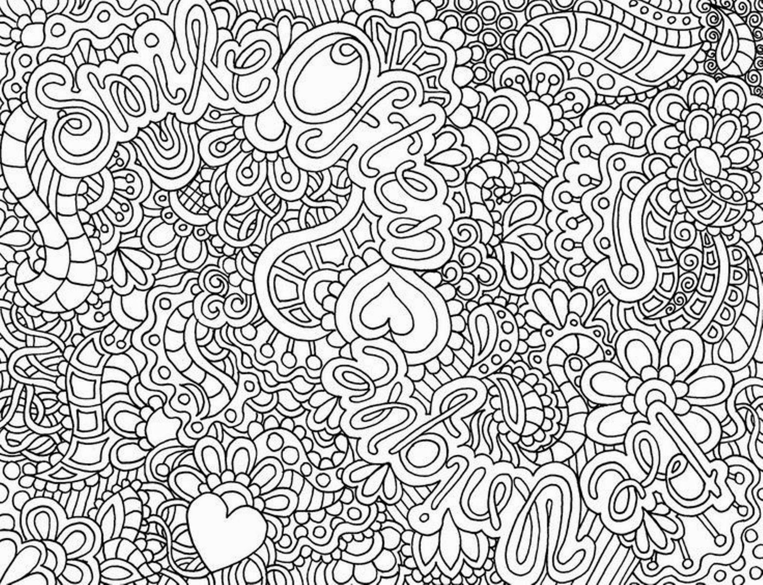 Coloring Pages: Difficult But Fun Coloring Pages Free And