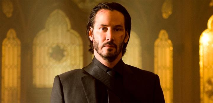 Keanu Reeves - John Wick 3