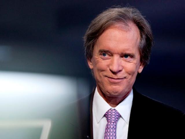Bill Gross: emitir mais dívida a juro alto no Brasil é uma (sentença de morte)