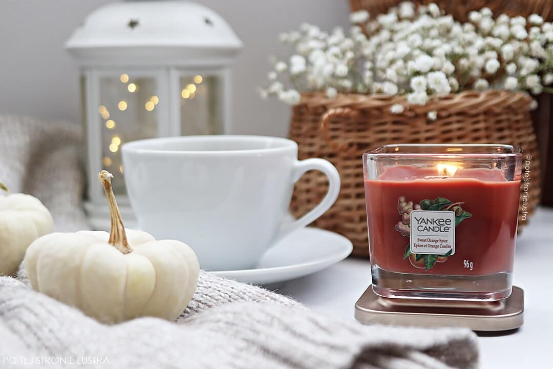 yankee candle sweet orange spice elevation
