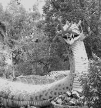 Kisah Legenda Naga Sungai Amandit Kandangn Di Hulu Sungai Selatan