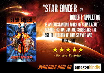 Star Binder Book Blitz