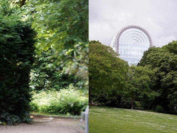 Parks of Brussels   Tasteboykott