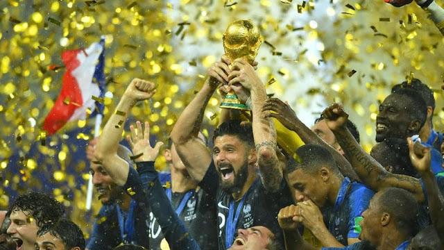 Penuhi Nazar Juara Piala Dunia, Giroud Kini Cepak