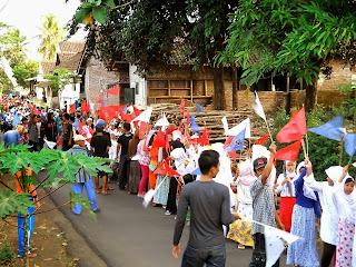 Randuagung, Jalan Santri 2014, Babul Ulum Randuagung