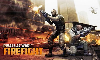 Rivals at war: Firefight Apk (MOD, Ammo/Reload) free on android