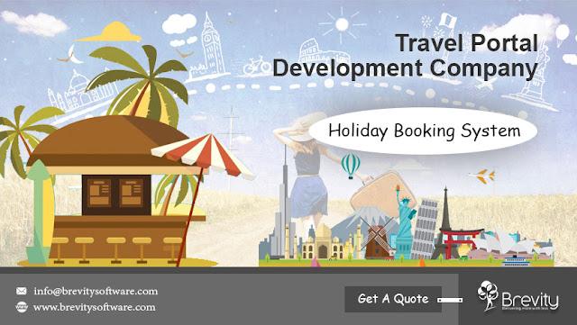 Holiday Booking Software - Travel Portal Development Company