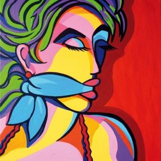Нидерландский художник. Marcel Burger