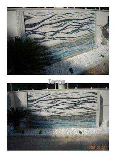 mosaici piscine fontane