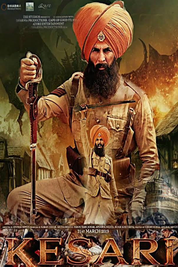 Kesari Full Movie Download in 720p HDRip ESubs Filmywap