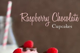 Raspberry Chocolate Cupcakes Recipe