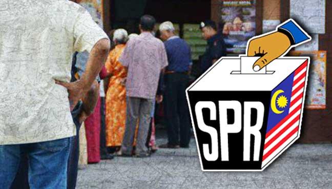 SPR Dituduh Sebagai Alat UMNO / Barisan Nasional #SembangGajahPunBolehTerbang #TolakPH #JomBN