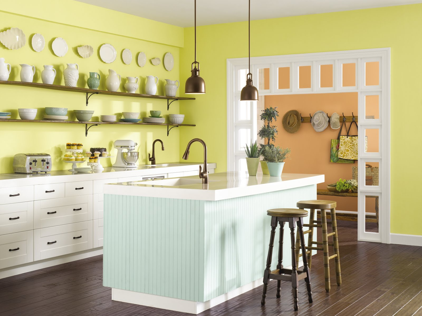 How To Paint Your Kitchen Cabinets Like A Professional Gold Notes April 2011