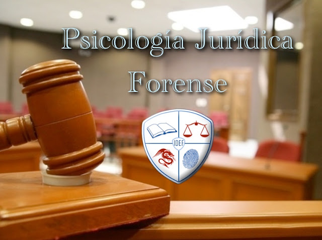psicologia jurídica forense