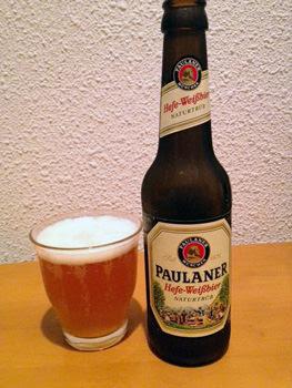 PAULANER Hafe-Waissbier
