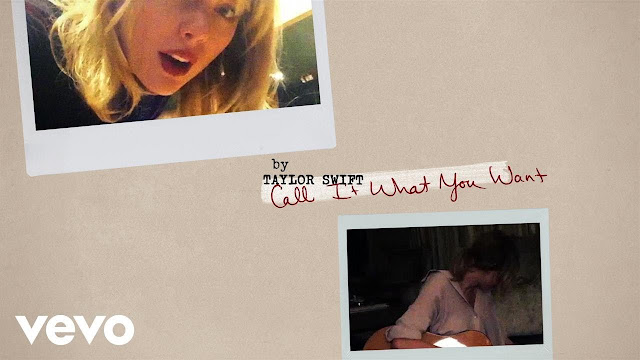 "Taylor Swift Unveils New Single ""Call It What You Want"""