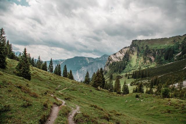 Stebok-Wäg  Wandern im Klostertal  Freiburger Hütte und Formarinsee  Vorarlberg-Wandern  Wanderung Lechquellengebirge 10