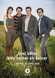 Tres padres (2016) Comedia romantica con Annekathrin Bach
