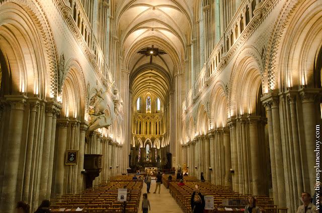 Catedral Bayeux viaje Normandia Francia turismo que ver