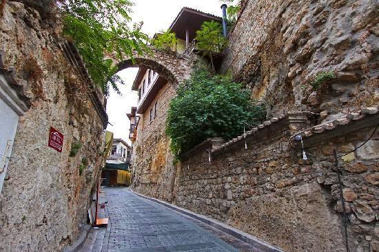انطاليا, المدينة القديمة, كالي ايجي