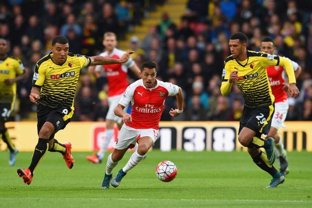 watford vs Arsenal