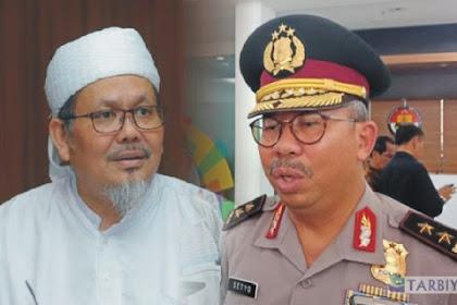 JEBRET! Tanggapan Mak Jleb Wasekjen MUI, Polri Sebut Penolakan Habib di Manado Hanya Salah Paham