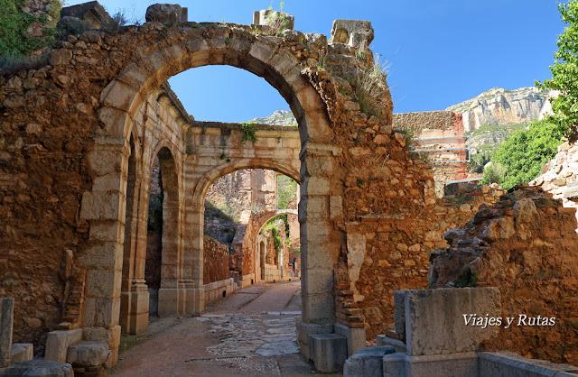 Cartuja de Escaladei, Tarragona