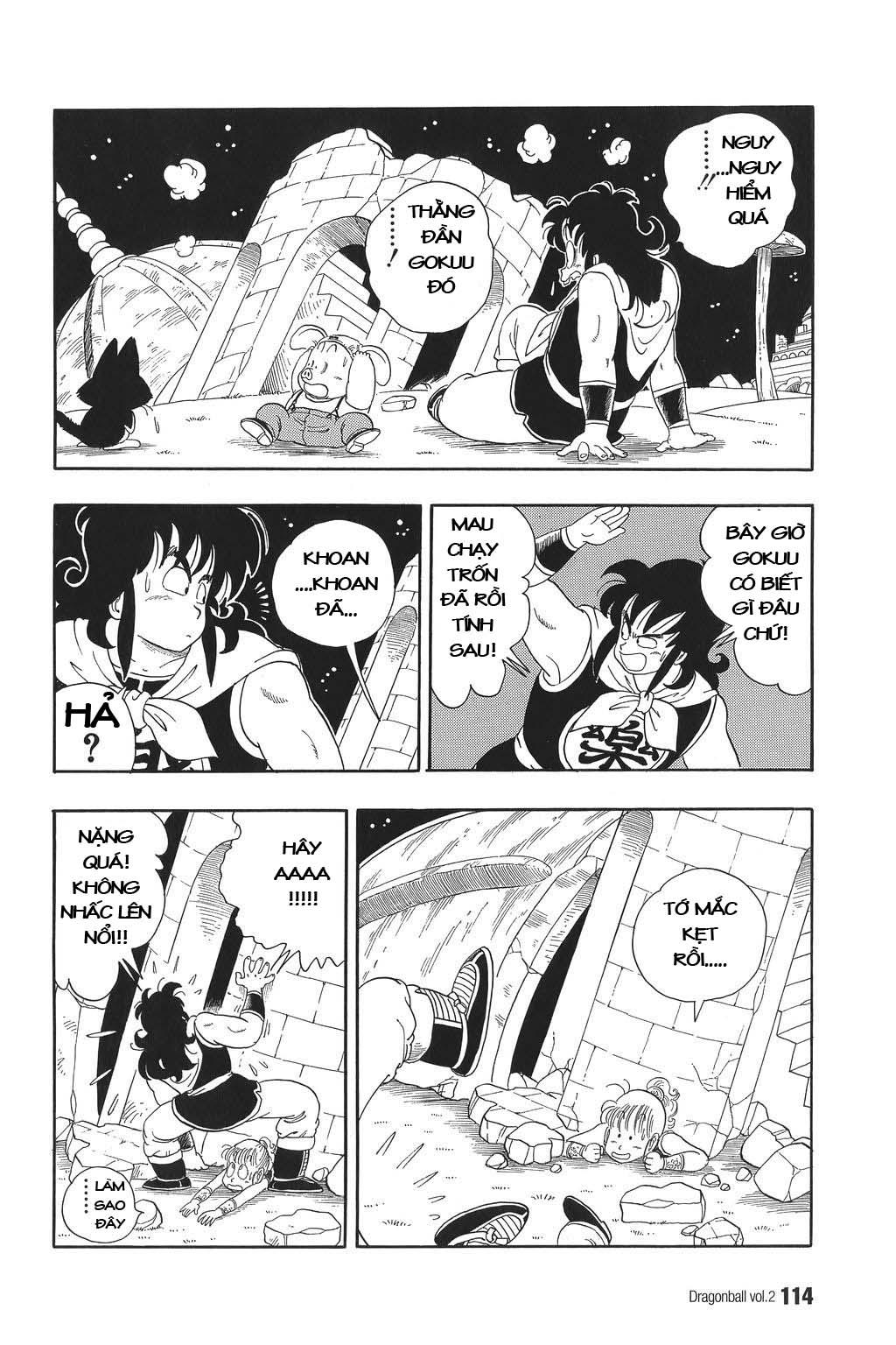 Dragon Ball chap 22 trang 10